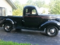 1939 Chevrolet Half-Ton Truck - Passenger Side