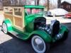Wood body car restoration