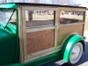 Wood body car restoration