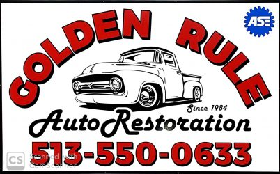 Golden Rule Auto Restoration
